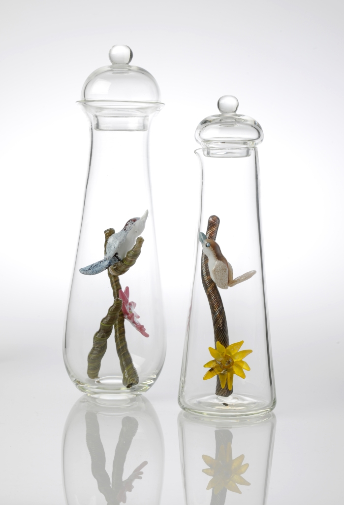 Exhibition: Urban Aviaries